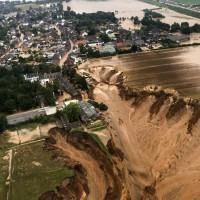 美加德天災敲警鐘 全球立法人士推「綠色協議」