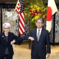 美副國務卿雪蔓月底亞洲行確定訪中 美中關係有望緩和