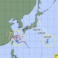 【日本東京奧運】颱風「尼伯特」恐直撲東京 東奧26日划船賽事提前至25日舉行