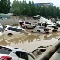 中國鄭州「京廣隧道」遭洪水吞噬 外傳解放軍全面接手!死亡人數恐成「國家機密」
