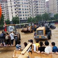 中國河南洪災罹難者續增中!目前累計63死且仍有大量失蹤