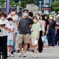 南韓第四波疫情延燒 單日確診數飆新高