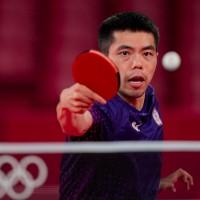 【日本東京奧運】台灣「桌球教父」莊智淵不孤單 出賽近百萬觀眾陪伴