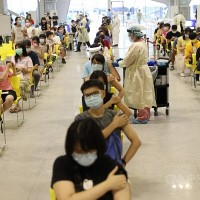 Only 1% of vaccine registrants in Taiwan choose domestic COVID-19 jab