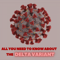 5 things to know about Delta variant