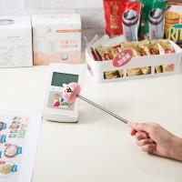 超萌卡娜赫拉粉紅兔兔•變身台灣首款「伸縮棒」悠遊卡 即日起販售