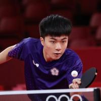 台灣桌球好手林昀儒不敵德國老將 東京奧運銅牌擦肩