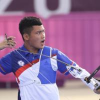 加射10分箭險勝以色列 湯智鈞晉8強遇奧運冠軍