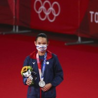 【日本東京奧運】雖敗猶榮!戴資穎惜敗中國 仍創台灣奧運羽球女單銀牌新紀錄