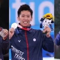 【日本東京奧運】台灣東奧獎牌達10面新高 戴資穎李智凱奪銀、潘政琮拿銅