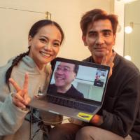 Taiwanese musician Abao celebrates Indigenous Day with Yo-Yo Ma