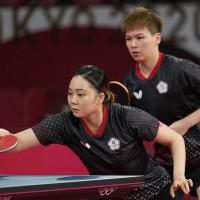 【日本東京奧運】桌球女團止步8強 男團3日戰德國小林將再對奧恰洛夫