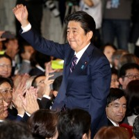 Former Japanese prime minister's support for Taiwan motivated by Hong Kong's fate