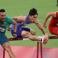 「台灣欄神」陳奎儒東京奧運晉級準決賽 110公尺跨欄飆13秒53本季最速