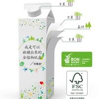 亞洲第一款全植物紙盒 利樂攜手義美 讓食物包材助地球資源永續