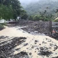 【更新】盧碧颱風影響 台灣農委會發布高屏土石流紅色警戒66條•高雄山區逾1400人撤離