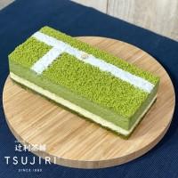 Matcha cake recreates Taiwan's badminton win at Olympics
