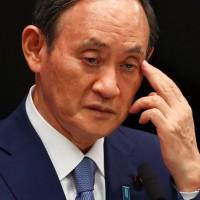 日本東京奧運結束 首相菅義偉面臨史上最低民調