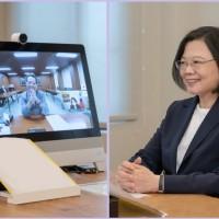 蔡總統接受日本「文藝春秋」專訪 強調台灣對中國不屈服•經濟上半導體產業、將持續對全球扮演不可或缺角色