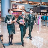 Taiwan's EVA Air rolls out optimized online check-in