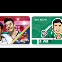 EasyCard designs featuring Taiwan's medalists ditched amid backlash