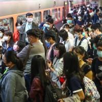 中秋連假台鐵20日開放訂票 假期前後一天共加開126班次