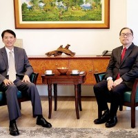New Philippines representative eager to expand bilateral cooperation with Taiwan