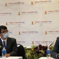 Taiwan gifts South African municipality 30,000 masks