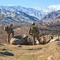 Afghanistan crisis changes nothing for Taiwan