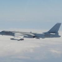 Chinese H-6 bomber intrudes into Taiwan's ADIZ