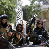 Taiwan says China wants to 'emulate' the Taliban