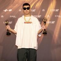 Taiwanese rapper Soft Lipa wins big at Golden Melody Awards
