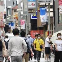 東京確診日日破5千 奧運場館擬改成臨時醫院