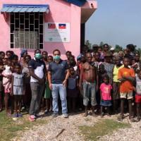 Taiwan-funded buildings house Haitian earthquake survivors