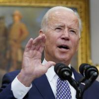 Biden holds to Kabul Aug. 31 deadline despite criticism