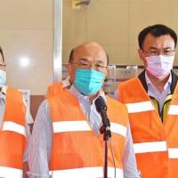 台灣「內閣改造工程」9月1日啟動?! 府:炒作改組毫無意義•總統無此打算