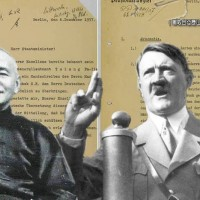 Hitler rejected Chiang Kai-shek's pleas for help: Letters