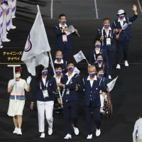 NHK anchor announces 'Taiwan' team at Tokyo Paralympics