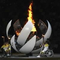 日本東京帕運24日晚正式揭幕 指揮中心全員戴同款口罩•為台灣選手加油