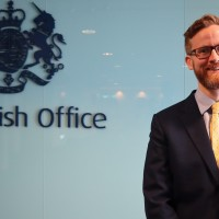 New British deputy representative takes office