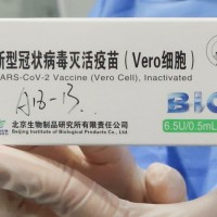 Taiwan reports 1st imported breakthrough case vaccinated with China's Sinopharm