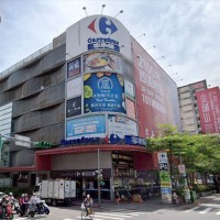 Taipei Carrefour, Guanghua Digital Plaza closed after visit by breakthrough case