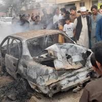 【喀布爾恐攻連環爆】5火箭彈襲擊機場 美軍反導彈系統攔截