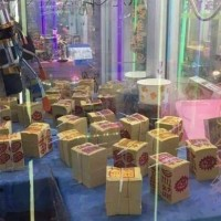 Stacks of ghost money found in claw machine puzzle Taiwanese netizens