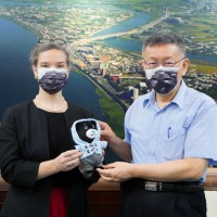 AIT director discusses US-Taiwan cooperation with Taipei mayor