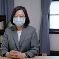 President Tsai says Taiwan should take lead in global supply chain changes