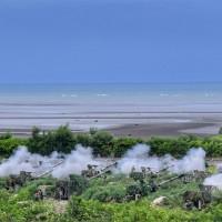 Taiwan Army to bulk up machine gun, mortar stockpiles