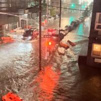 最新!紐約史上最大暴雨水淹破紀錄 市長宣布進入緊急狀態