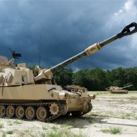 Taiwan's M109A6 Paladin howitzers to arrive in 2023