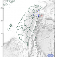 Magnitude 4.5 earthquake jolts northeast Taiwan